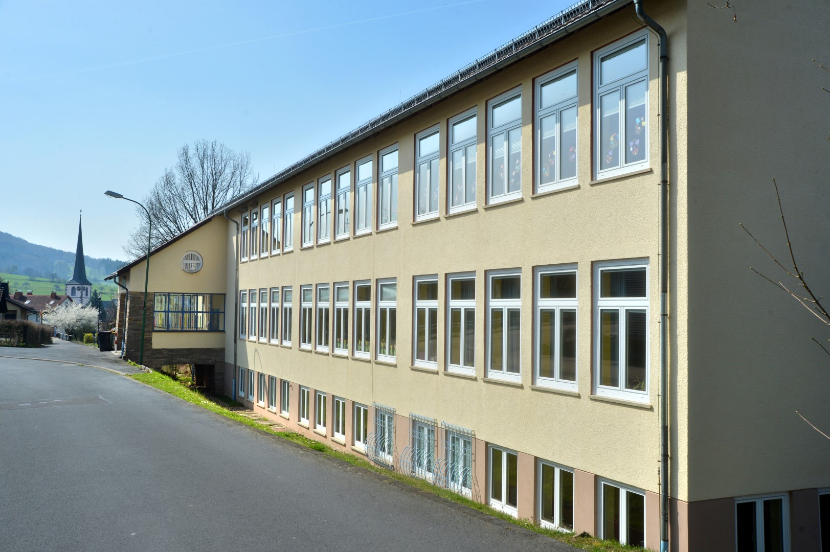 Grundschule Poppenhausen